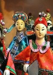 Немного о кукольном театре Китая