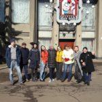 Обменные гастроли Рыбинского театра кукол и Тверского Государственного театра кукол.