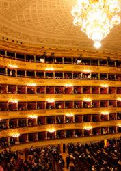Незабываемые впечатления от театра Ла Скала