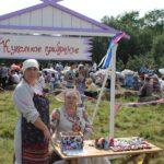 Фестиваль имени адмирала Фёдора Ушакова в Хопылеве.