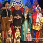 Гастроли Рыбинского театра кукол в г. Туле.