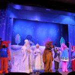 В Рыбинском театре кукол завершились новогодние шоу- представления «Новогодняя Мультпланета -2021».